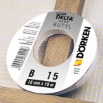 Dorken - Delta-Butyl-Band double-sided butyl-rubber tape