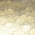Isover - Gulull granulated mineral wool