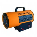 Power Tec - GPL 10 mobile gas heater