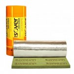 Isover - Ultimate Tech Roll 2.0 Alu1 mineral wool mat